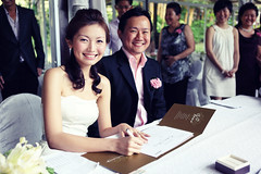 Chou Wee & Christina 14 (PH Pictorials) Tags: love christina marriage rom 2470mm mandaiorchidgarden solemnisation chouwee cphvisualswedding