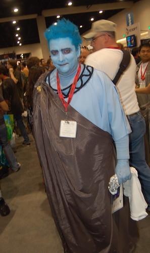 Comic Con 09: Disney Hades