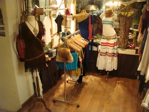 Tienda de venta de ropa