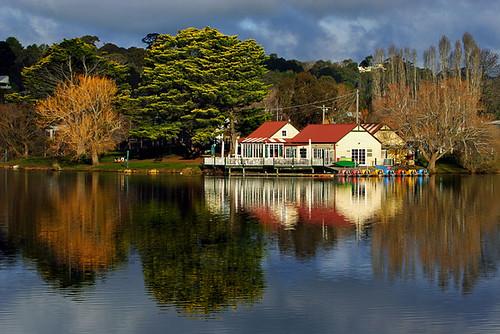 Lake Daylesford, Daylesford, Victoria, Australia IMG_5365_Daylesford