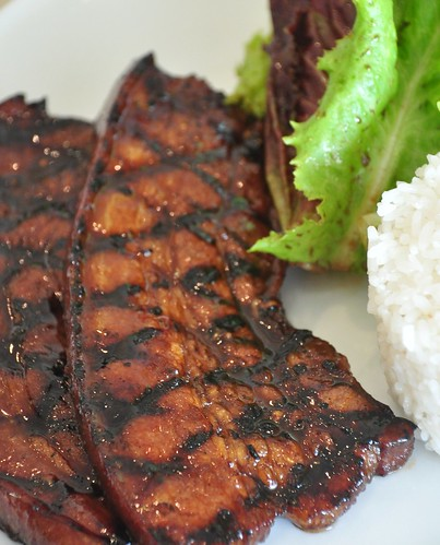 Carolina Barbecued Country Style Pork