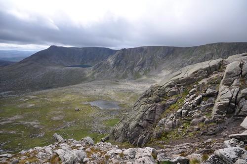 Beinn A'Bhuird's south top