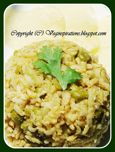 Cabbage Brown Rice 2