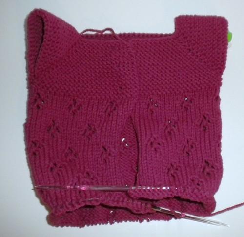 Boheme Baby Sweater