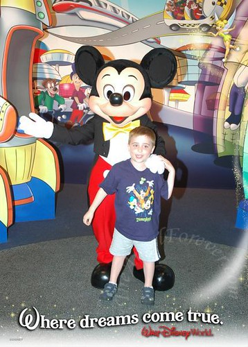 Mickey Mouse Moment