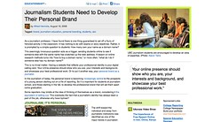 MediaShift . Journalism Students Need to Develop Their Personal Brand | PBS_1250849521891
