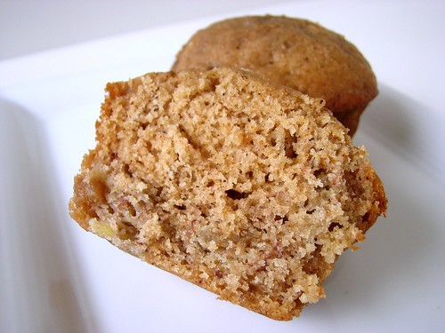 SMS Banana Apple Muffins