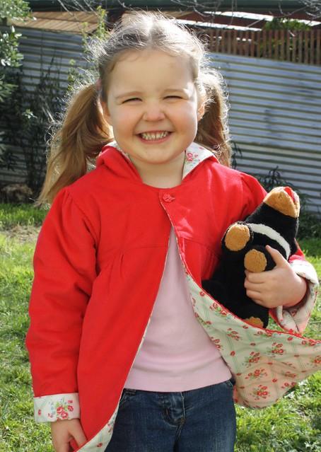 Maya - Uptown Girl Jacket 2