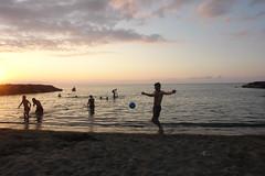 Black Sea sunset - end of the day on the beach (CharlesFred) Tags: turkey türkiye turkiye karadeniz blacksearegion ту́рция чёрноемо́ре