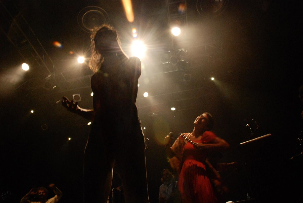Edward Sharpe & The Magnetic Zeros, at Koko, London