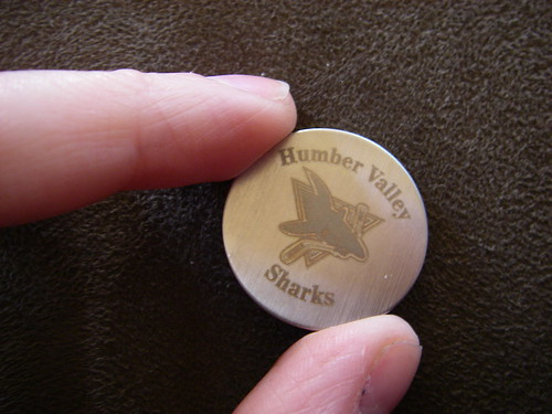 Odd Humber Valley coin...thing