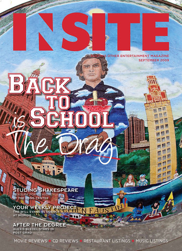 0909 - INsite Back To School Issue Cover