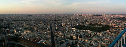 Panorama Paris