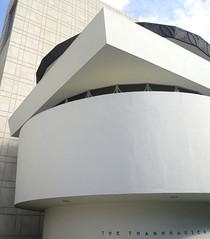 Solomon R. Guggenheim Museum northwest corner