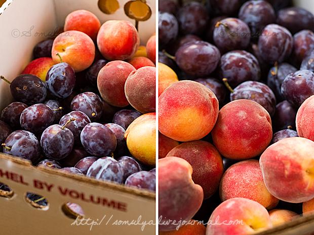 Fruit in box