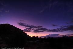 Cathedral Rock, Sedona AZ. HDR (Matt Fricovsky ::: www.mattf.me) Tags: sunset arizona sky sedona redrock hdr flickraward