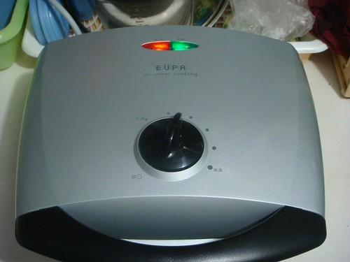 Eupa TSK-2676 低脂健康煎烤器