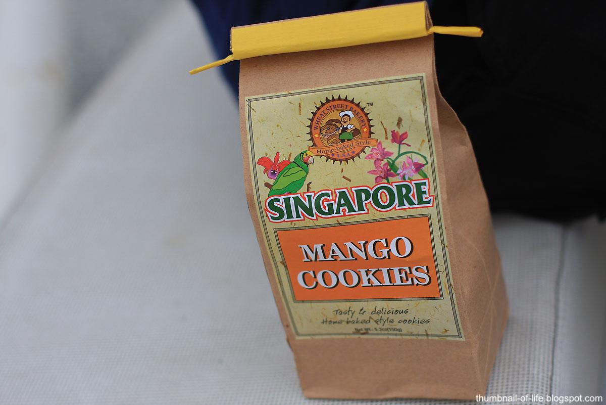Yummy Mango Cookies