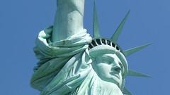 Liberty's Ray's. By Ian Layzell (IANLAYZELLUK) Tags: usa newyork statue america liberty us statues northamerica crown rays statueofliberty libertyisland thestatueofliberty september2009 unusualviewsperspectives ianlayzell libertysrays
