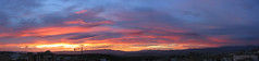 panormica del amanecer octubre 06 (Guervs) Tags: sunset espaa atardecer countryside andaluca spain country down andalucia amanecer campo jaen espagne jan ubeda beda