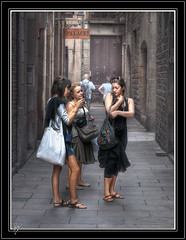 Three at La Ribera (series)