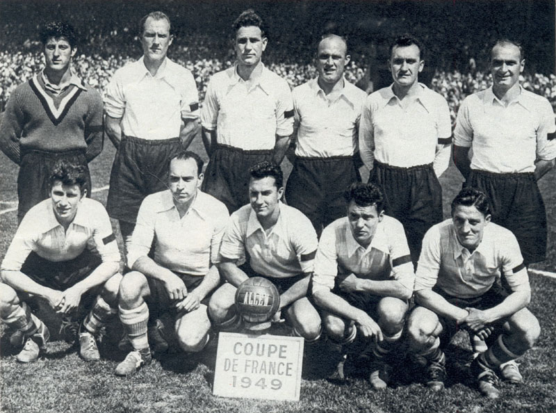 racing paris 1948-49