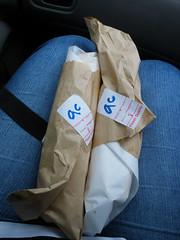 €0.09 chicken fillet rolls! :O (From Topaz station, Ashford)