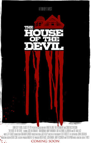 House Of The Devil (by senses working overtime)