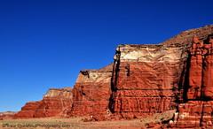 Arizona Steps (Spencer Foto) Tags: red arizona landscape navajo