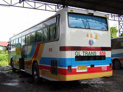GL Trans (Chkz) Tags: bus trans hino 658 fd 999 gl ayd f20c  lizardo selega uru3ftbb  chokz2go
