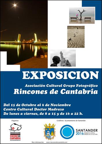 Exposicion Asociación Cultural Grupo Fotográfico Rincones de Cantabria