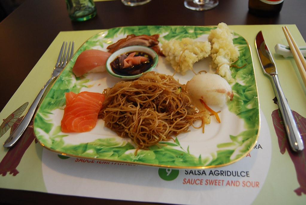 Comida del Wok Xiao