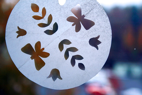Paper snow flake 1