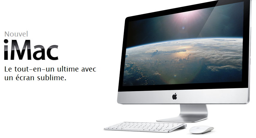 Apple iMac 1