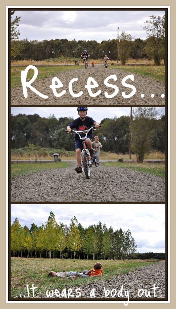 Recess 2