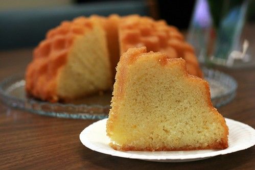 Meyer Lemon Bundt - I Like Big Bundts