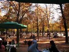 Jardin du Luxembourg, Paris (by: me)