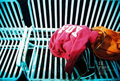 (YOKEKEI) Tags: travel holiday film indonesia boat xpro chair toycamera jacket fox crossprocessing handbag viv vivitar uws medan agfactprecisa100 samosirisland wideslim eximus