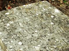 The grave of Edmund Blunden, poet (HurricaneAlly) Tags: longmelford suffolk poet warpoet warpoetry edmundblunden undertonesofwar
