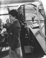 07-07-1956_13998 Rondvaartboot (IISG) Tags: woman man male amsterdam female work boot canal workers uniform traffic labor working labour microphone worker guide rondvaart vrouw werk arbeid gracht occupations verkeer vervoer microfoon rondvaartboot professions gids beroepen benvanmeerendonk