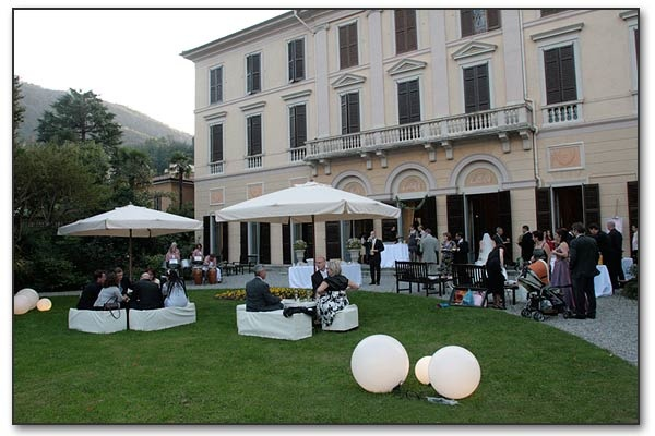 Wedding Villa in Como