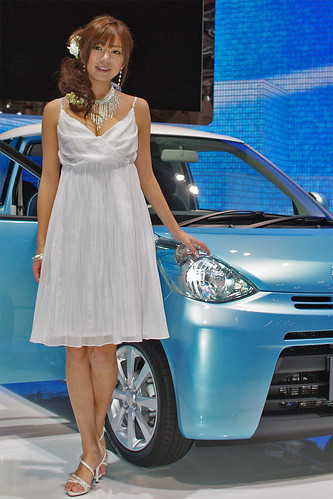 Tokyo Motor Show '09 Daihatsu01