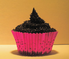 glam cupcake (two parts sugar) Tags: cake glitter la cupcakes glamour cupcake glam bling missionviejo orangecounty rsm southcounty laderaranch bedazzle