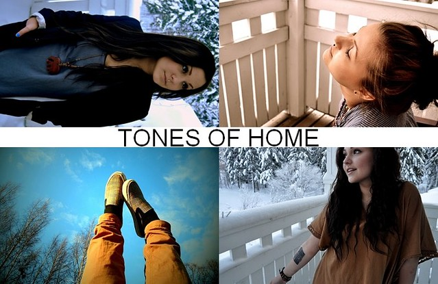 tones of home