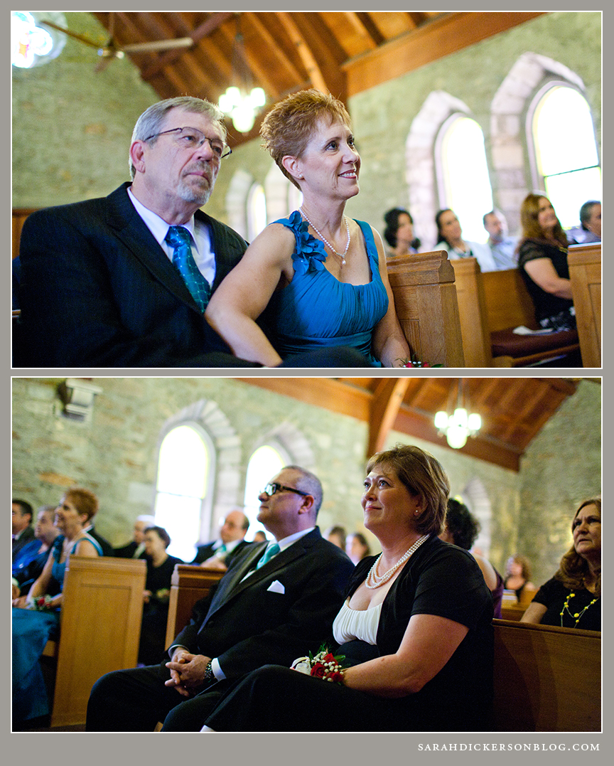 Pilgrim Chapel Kansas City wedding photos