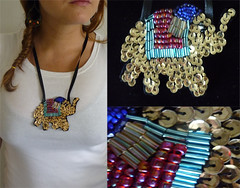 Bib Necklace: India