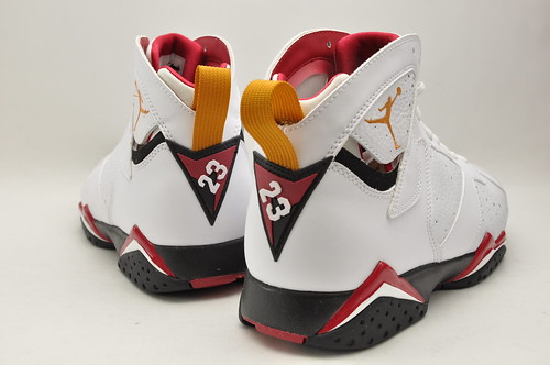 Air Jordan Retro 7 Cardinals
