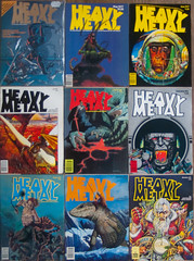 Heavy Metal Magazine