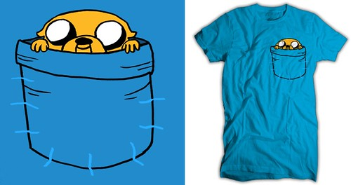 Adventure Time Threadless!