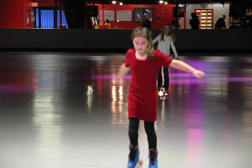 Cody skating